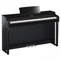 Yamaha CLP-625PE Dijital Piyano (Parlak Siyah)