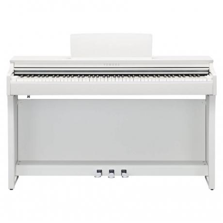 Yamaha CLP-625WH Dijital Piyano (Beyaz)<br>Fotoğraf: 1/2