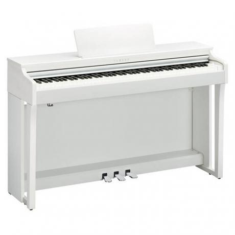 Yamaha CLP-625WH Dijital Piyano (Beyaz)<br>Fotoğraf: 2/2