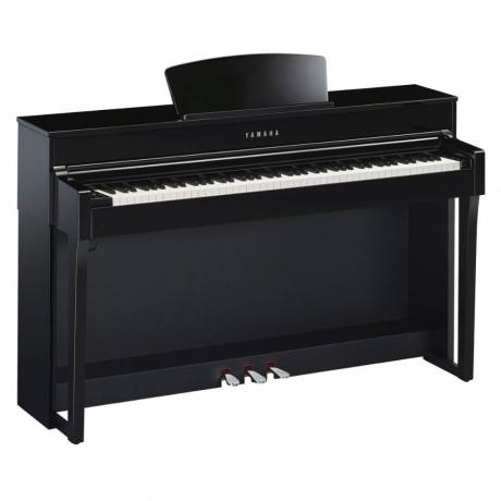 Yamaha CLP-635PE Dijital Piyano (Parlak Siyah)<br>Fotoğraf: 1/2