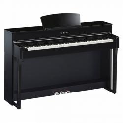 Yamaha CLP-635PE Dijital Piyano (Parlak Siyah)