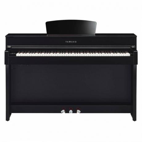 Yamaha CLP-635PE Dijital Piyano (Parlak Siyah)<br>Fotoğraf: 2/2