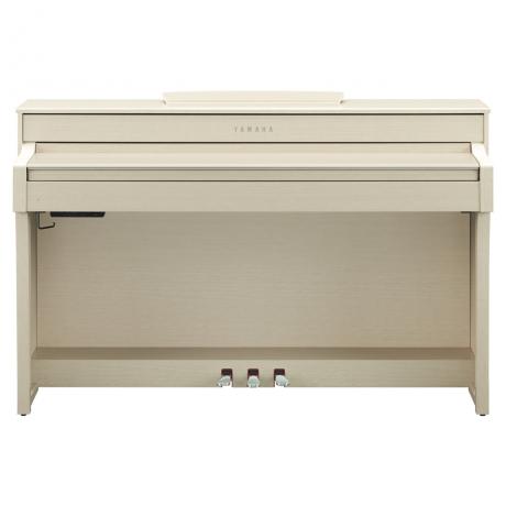 Yamaha CLP-635WA Dijital Piyano (Dişbudak)<br>Fotoğraf: 3/5
