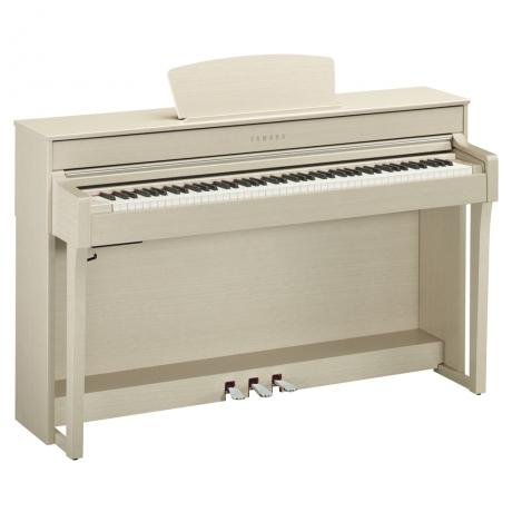 Yamaha CLP-635WA Dijital Piyano (Dişbudak)<br>Fotoğraf: 2/5