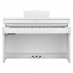 Yamaha CLP-635WH Dijital Piyano (Beyaz)