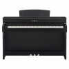 Yamaha CLP-645B Dijital Piyano (Siyah)<br>Fotoğraf: 1/2