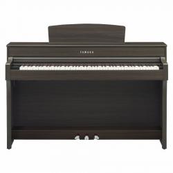 Yamaha CLP-645DW Dijital Piyano (Koyu Ceviz)