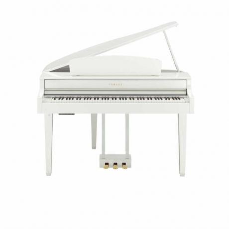 Yamaha CLP565GP Dijital Kuyruklu Piyano (Parlak Beyaz)<br>Fotoğraf: 1/1