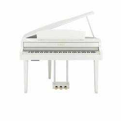 Yamaha CLP565GP Dijital Kuyruklu Piyano (Parlak Beyaz)