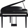 Yamaha CLP565GP Dijital Kuyruklu Piyano (Parlak Siyah)<br>Fotoğraf: 1/3