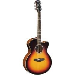 Yamaha CPX500III Elektro Akustik Gitar (Vintage Sunburst)
