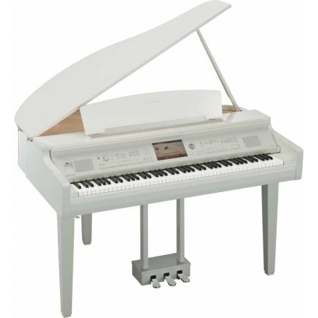 Yamaha CVP709GPWH Dijital Piyano<br>Fotoğraf: 1/1