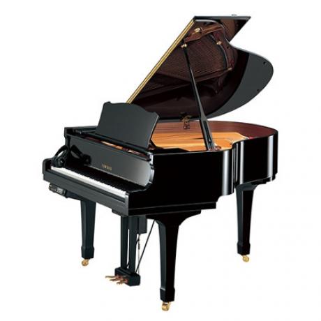 Yamaha DC1X EN  Enspire Disclavier Grand Piyano (Parlak Siyah)<br>Fotoğraf: 1/1
