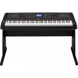 Yamaha DGX-660B Dijital Piyano