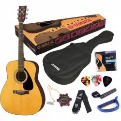 Yamaha F310P Akustik Gitar Seti (Natural)