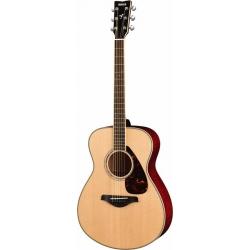 Yamaha FS740SFM Akustik Gitar