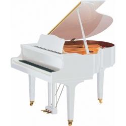 Yamaha GB1 Akustik Kuyruklu Piyano (Parlak Beyaz)