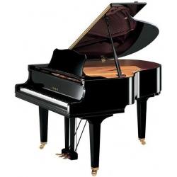 Yamaha GC1 Akustik Kuyruklu Piyano (Parlak Siyah)