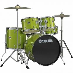 Yamaha Gigmaker Davul Seti White Grape Glitter
