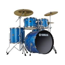 Yamaha GM0F5SLG Gig Maker Davul Seti (Blue Ice Glitter)