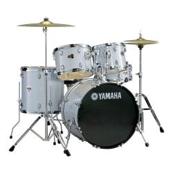 Yamaha GM0F5SLG Gig Maker Davul Seti (Silver Glitter)