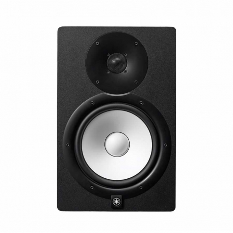 Yamaha HS8 Black Stüdyo Referans Monitör (Tek)<br>Fotoğraf: 1/3