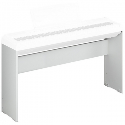 Yamaha L85WH (P45 / P115 için) Taşınabilir Piyano Standı (Beyaz)