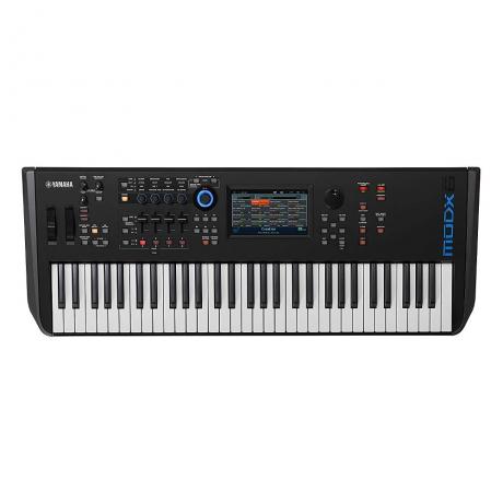 Yamaha MODX6 61-Tuşlu Synthesizer<br>Fotoğraf: 2/6