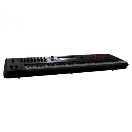 Yamaha Montage 6 Synthesizer Workstation<br>Fotoğraf: 4/5