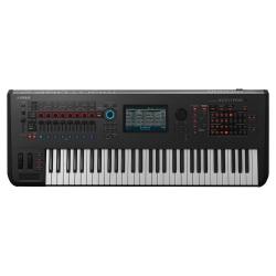 Yamaha Montage 6 Synthesizer Workstation