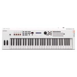 Yamaha MX61II 61 Tuşlu Synthesizer (Beyaz)