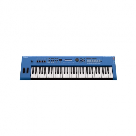 Yamaha MX61II 61 Tuşlu Synthesizer (Mavi)<br>Fotoğraf: 1/1
