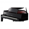 Yamaha N3X Avantgrand Dijital Kuyruklu Piyano Parlak Siyah<br>Fotoğraf: 4/5