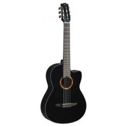 Yamaha NCX700BL Elektro Klasik Gitar (Siyah)