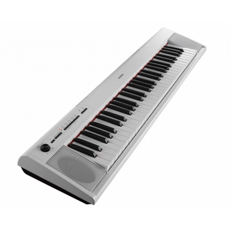 Yamaha NP12 WH Piaggero 61 Tuşlu Klavye<br>Fotoğraf: 2/2