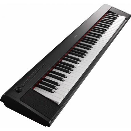 Yamaha NP32 B Piaggero 76 Tuşlu Klavye<br>Fotoğraf: 2/2