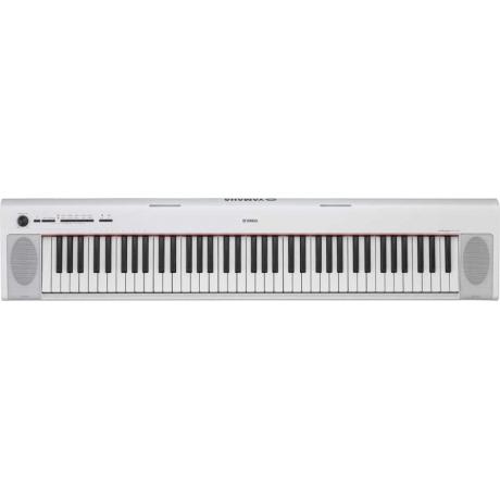 Yamaha NP32 WH Piaggero 76 Tuşlu Klavye<br>Fotoğraf: 1/2