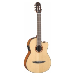 Yamaha NTX700 Elektro Klasik Gitar (Natural)