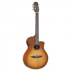 Yamaha NTX700 Elektro Klasik Gitar (Sandburst)