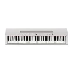 Yamaha P-255 Beyaz Dijital Piyano (Stand Hariç)