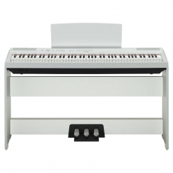 Yamaha P115 Dijital Piyano Seti (Beyaz)