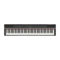 Yamaha P125 Taşinabilir Dijital Piyano (Siyah)