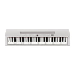 Yamaha P255 Beyaz Dijital Piyano (Stand Hariç)