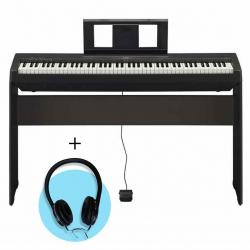 Yamaha P45 Taşınabilir Dijital Piyano Seti (Yamaha Stand & Kulaklık Hediyeli)