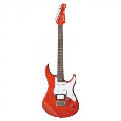 Yamaha Pacifica 212VFM Elektro Gitar (Caramel Brown)