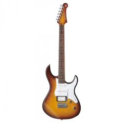 Yamaha Pacifica 212VFM Elektro Gitar (Tobacco Brown Sunburst)