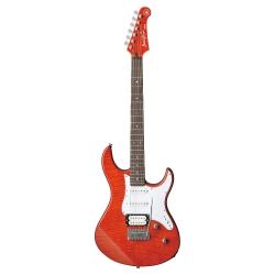 Yamaha Pacifica 212VQM Elektro Gitar (Caramel Brown)
