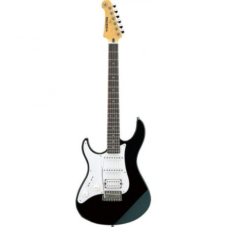 Yamaha Pacifica PA112JLBL Solak Elektro Gitar (Siyah)<br>Fotoğraf: 1/1