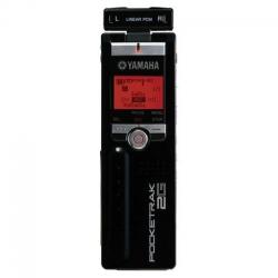 Yamaha Pocketrak 2G Cep Boyutunda Dijital Stereo Kayıt Cihazı (2 GB)