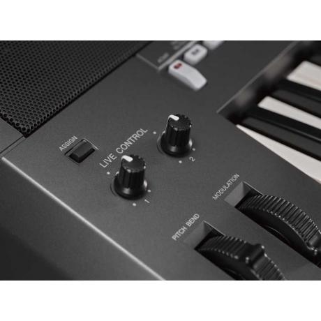 Yamaha PSR S970 61 Tuşlu Org<br>Fotoğraf: 3/6